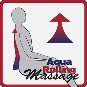 aqua rolling massage