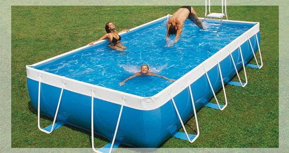 piscine autoportante Classic