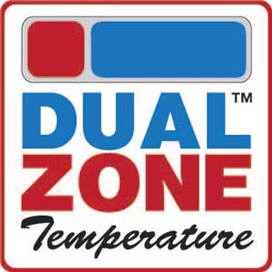 dual zone temperature