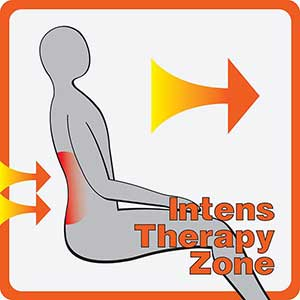 spa intense therapy zone