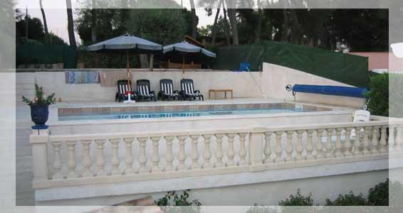 maçonnerie générale pour piscine et spa